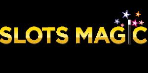 SlotsMagic Casino logo 300x149