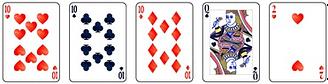 Video poker - Three of a Kind