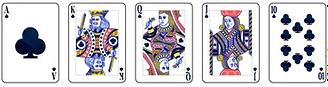 Video poker - Royal Flush
