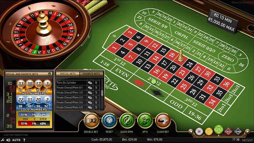 Bob Casino Roulette Advanced