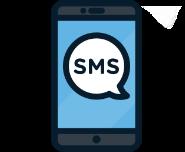 SMS online casino