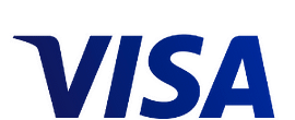 Visa credit card spellen logo 300x122