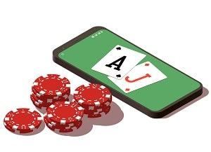 Blackjack online for mobile