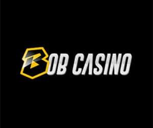 Bob Casino logo 300x300