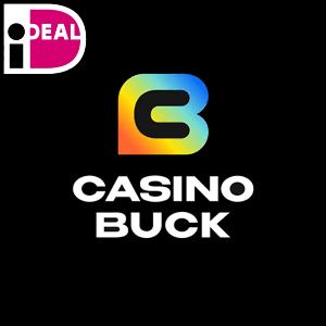 Casinobuck met iDeal betaalmethodee logo 300x300